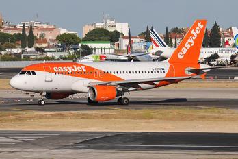 G-EZDO - easyJet Airbus A319