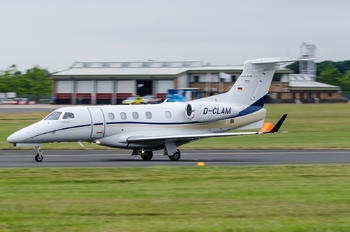 D-CLAM - Private Embraer EMB-505 Phenom 300