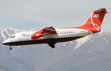 EP-FQS - Qeshm Airlines British Aerospace BAe 146-200/Avro RJ85
