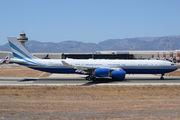 VP-BMS - Las Vegas Sands Airbus A340-500 aircraft