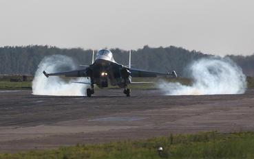 RF-95858 - Russia - Air Force Sukhoi Su-34