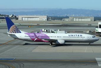 N66848 - United Airlines Boeing 737-900ER