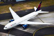 N702DN - Delta Air Lines Boeing 777-200LR aircraft