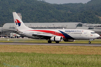 9M-MXY - Malaysia Airlines Boeing 737-800