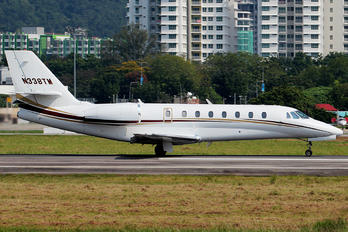 N338TM - Private Cessna 680 Sovereign