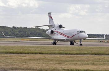 B-8206 - Private Dassault Falcon 7X