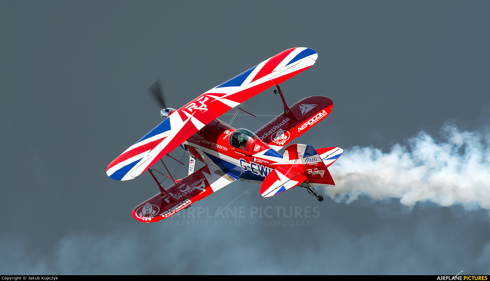 Rich Goodwin Airshows - aircraft at Newcastle - Off Airport