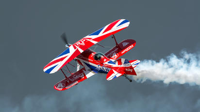 - - Rich Goodwin Airshows Pitts S-2S Special