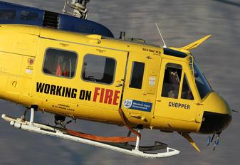 ZS-ZBU - Working on Fire Bell UH-1D Iroquois