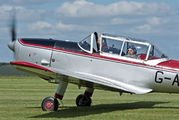 G-AOTR - Private de Havilland Canada DHC-1 Chipmunk aircraft