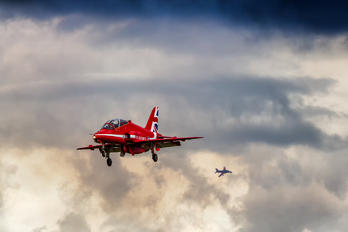 "XX186 - Royal Air Force ""Red Arrows"" British Aerospace Hawk T.1/ 1A"