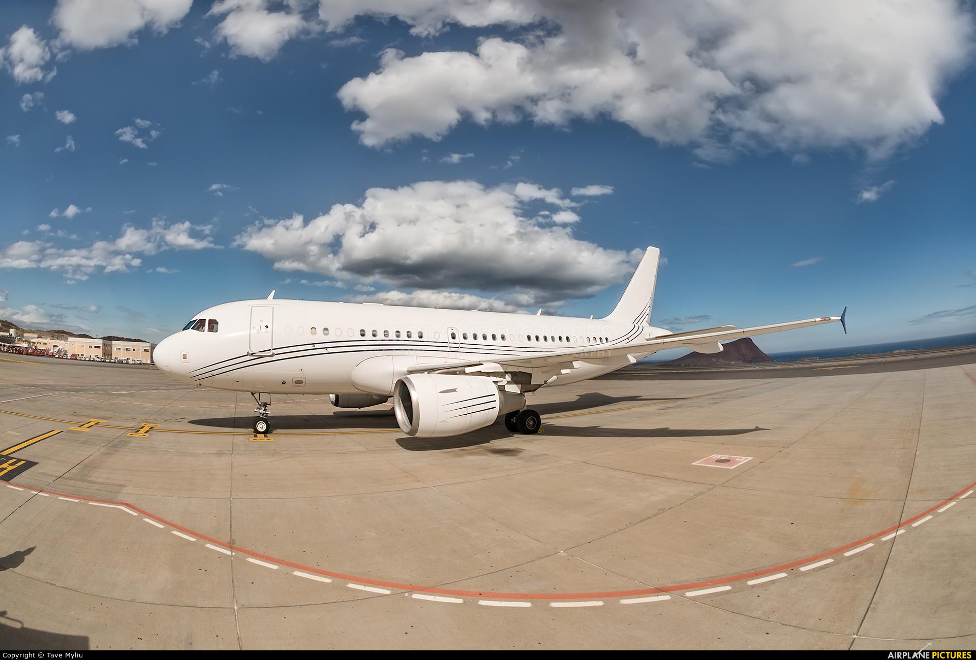 Acropolis Aviation G-NOAH aircraft at Tenerife Sur - Reina Sofia