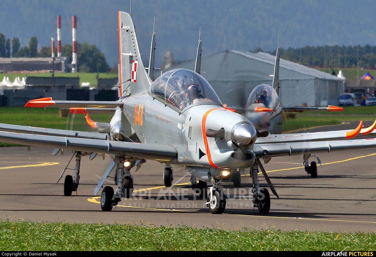 "Poland - Air Force ""Orlik Acrobatic Group"" 048 aircraft at Zeltweg"