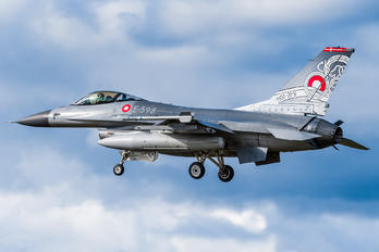E-598 - Denmark - Air Force General Dynamics F-16AM Fighting Falcon