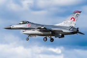 E-598 - Denmark - Air Force General Dynamics F-16AM Fighting Falcon aircraft