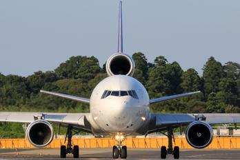 N617FE - FedEx Federal Express McDonnell Douglas MD-11F
