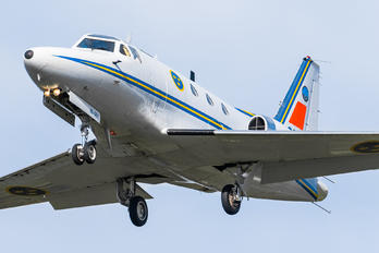 86001 - Sweden - Air Force North American Tp86 Sabreliner