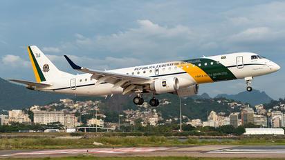 VC-2 2591 - Brazil - Air Force Embraer ERJ-190-VC-2