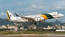 VC-2 2591 - Brazil - Air Force Embraer ERJ-190-VC-2 aircraft