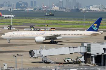 HZ-AK16 - Saudi Arabian Airlines Boeing 777-300ER