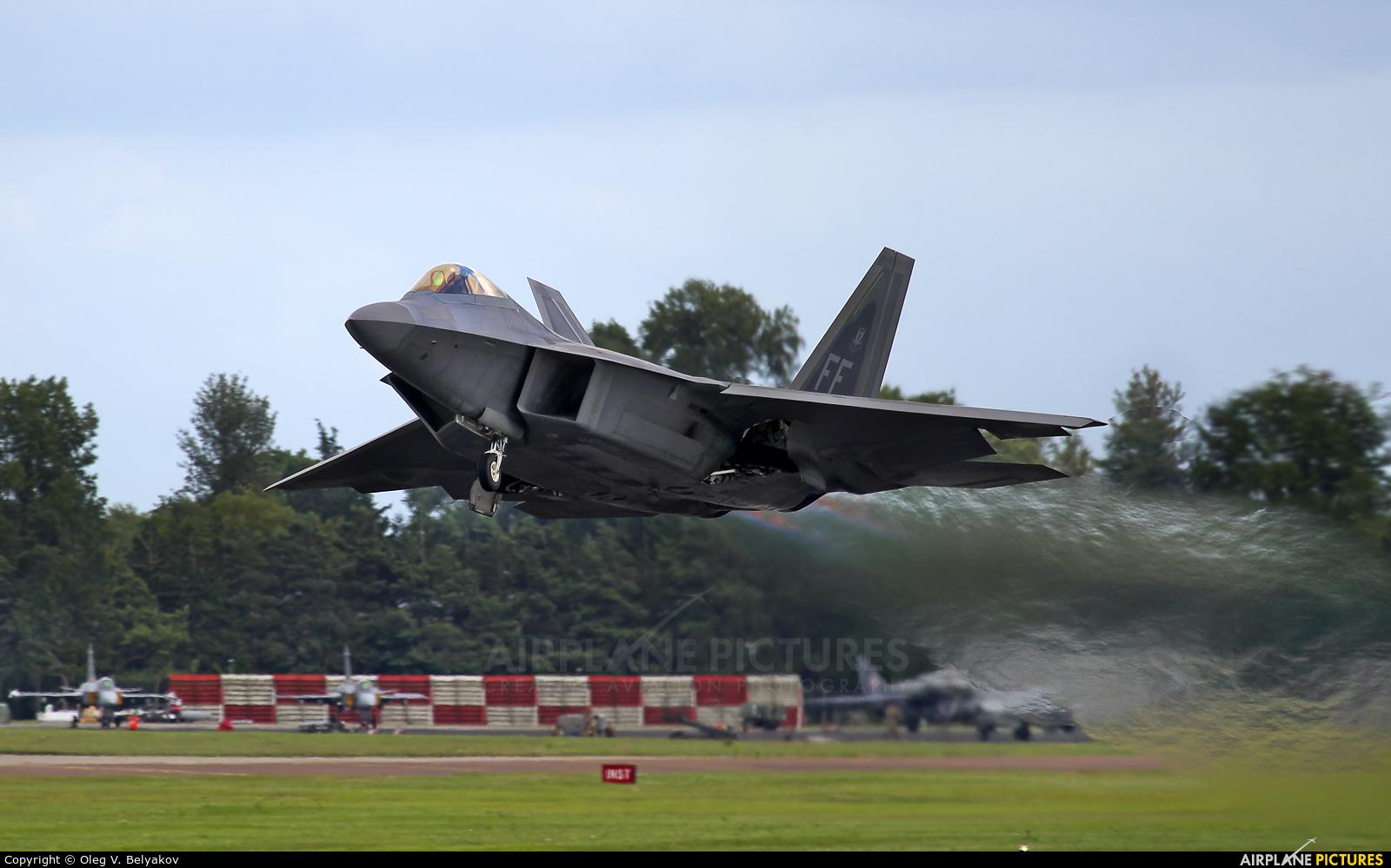 USA - Air Force 09-4191 aircraft at Fairford