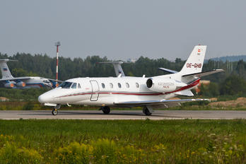 OE-GHB - Private Cessna 560XL Citation XLS