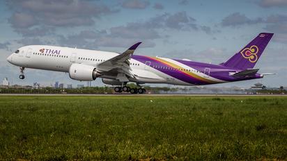 HS-THB - Thai Airways Airbus A350-900