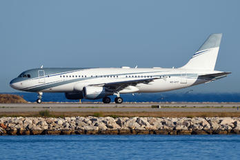 HZ-XY7 - Private Airbus A320