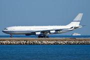 HZ-124 - Saudi Arabia - Government Airbus A340-200 aircraft