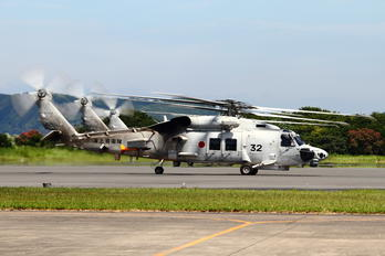8432 - Japan - Maritime Self-Defense Force Mitsubishi SH-60K