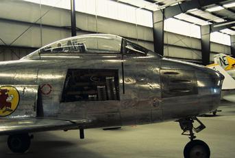 N4TF - Private North American F-86F Sabre