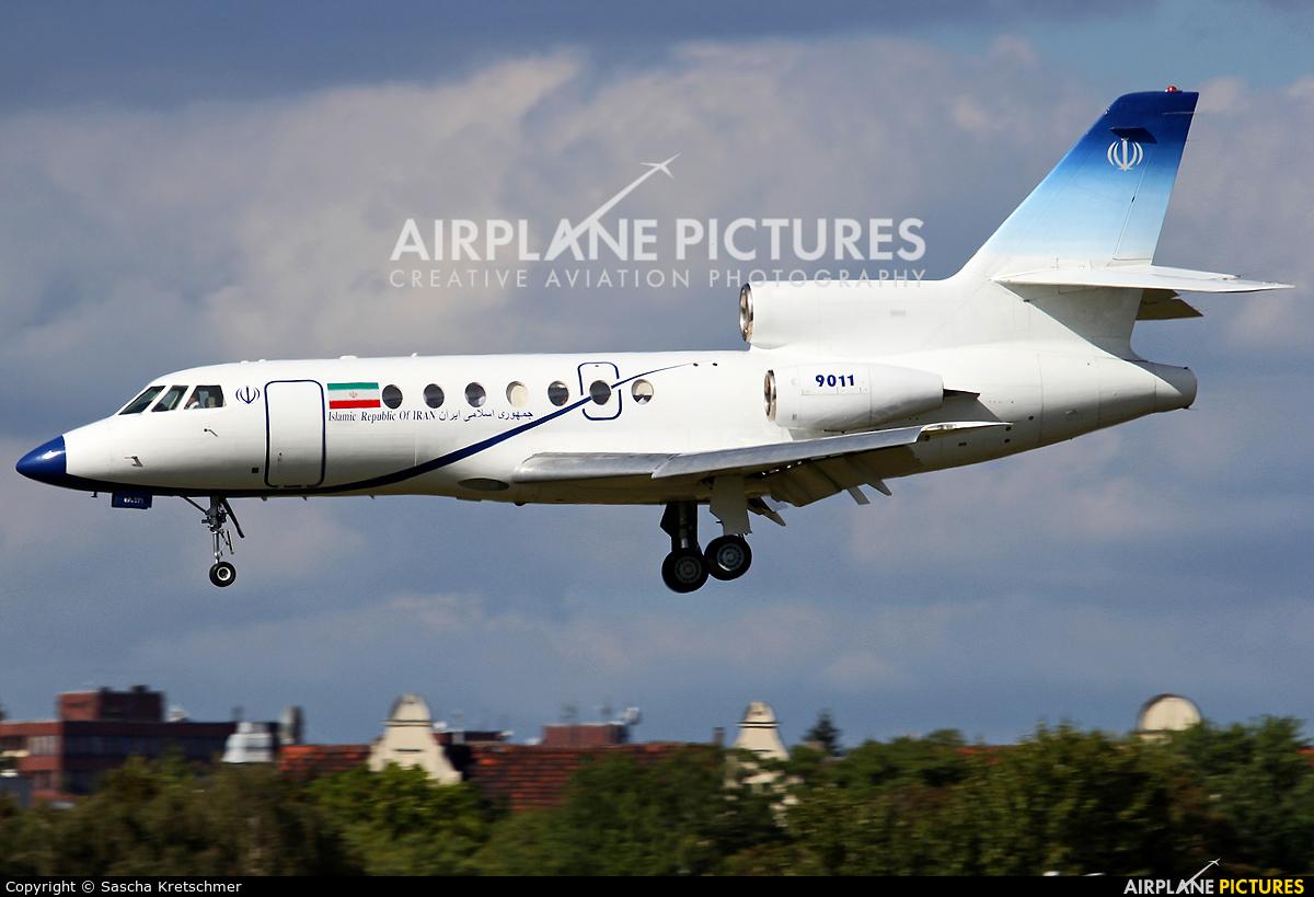 Iran - Government EP-TFI aircraft at Berlin - Tegel