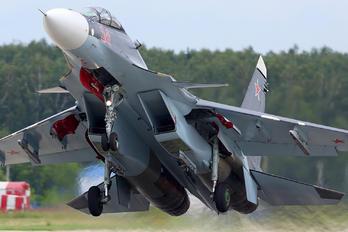 RF-92021 - Russia - Air Force Sukhoi Su-30SM