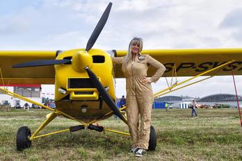 SP-SYSF - - Aviation Glamour Lamco Eurocub Mk IV