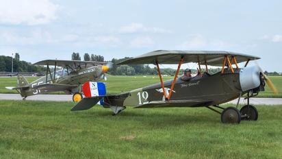 OK-JUD4 - Private Nieuport 12 (Replica)
