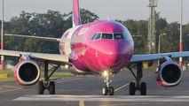 HA-LWS - Wizz Air Airbus A320 aircraft