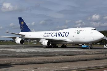 TF-AMM - Saudi Arabian Cargo Boeing 747-400BCF, SF, BDSF