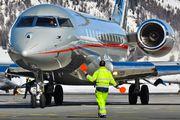 OE-LGX - Vistajet Bombardier BD-700 Global Express aircraft