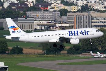 LZ-BHJ - Balkan Holidays Air Airbus A320