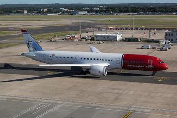 EI-LNJ - Norwegian Long Haul Boeing 787-9 Dreamliner