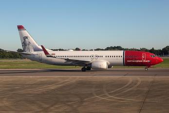 EI-FHG - Norwegian Air Shuttle Boeing 737-800