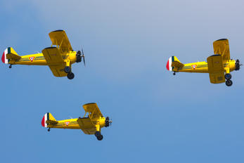 EPS-6098 - Mexico - Air Force Boeing Stearman, Kaydet (all models)