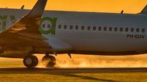 PH-GUV - GOL Transportes Aéreos  Boeing 737-800 aircraft
