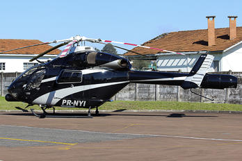 PR-NYI - Private MD Helicopters MD-902 Explorer