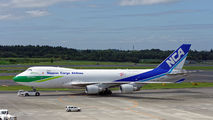 JA04KZ - Nippon Cargo Airlines Boeing 747-400F, ERF aircraft