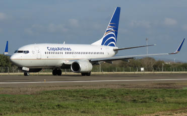 HP-1527CMP - Copa Airlines Boeing 737-700