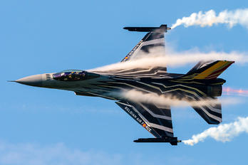 - - Belgium - Air Force Lockheed Martin F-16AM Fighting Falcon