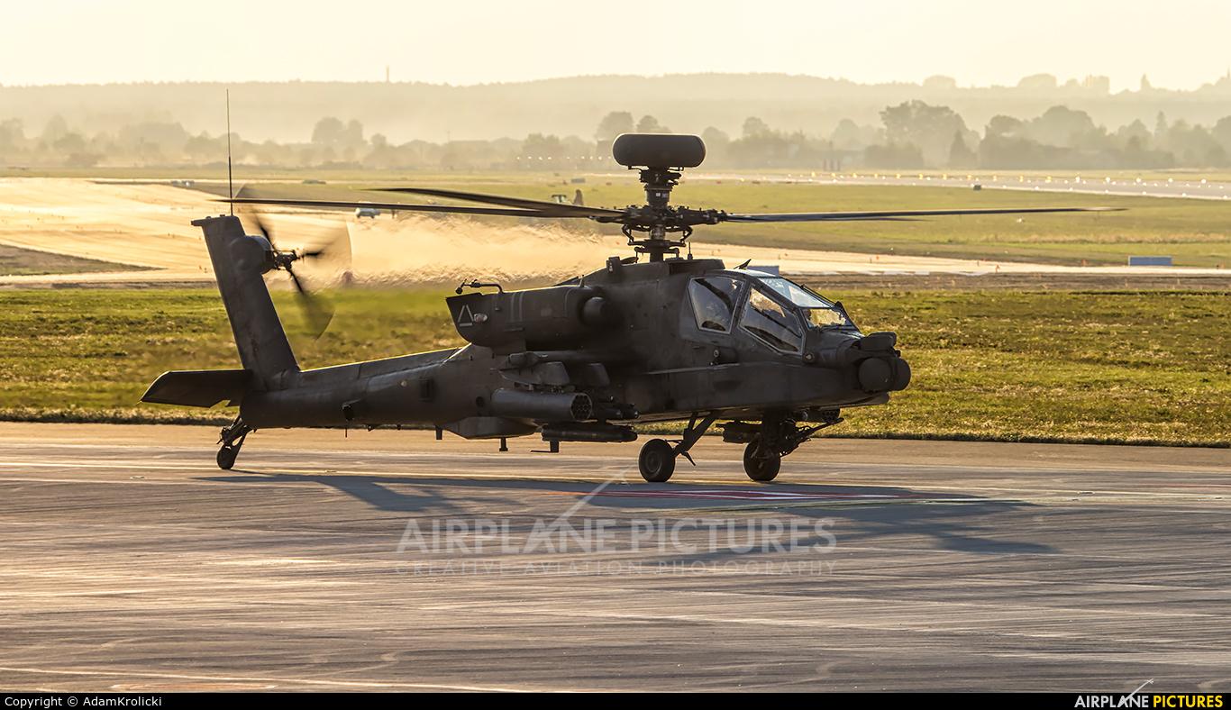 USA - Army USA aircraft at Katowice - Pyrzowice