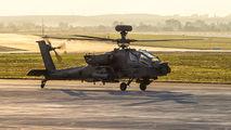 USA - USA - Army Boeing AH-64D Apache aircraft