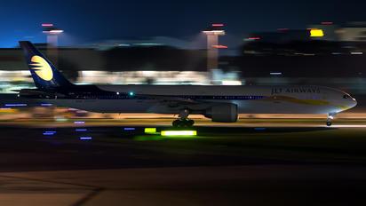VT-JEQ - Jet Airways Boeing 777-300ER